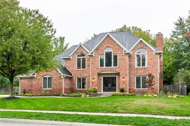 11098 Saint Charles Place, Carmel, IN 46033 (MLS #21820816) :: The Evelo Team