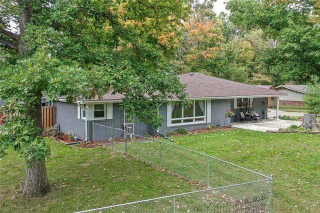 3430 Manchester Road, Anderson, IN 46012 (MLS #21820830) :: The Evelo Team