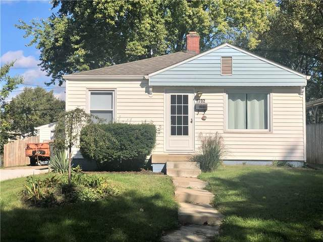 6702 E 17TH Street, Indianapolis, IN 46219 (MLS #21820835) :: Pennington Realty Team