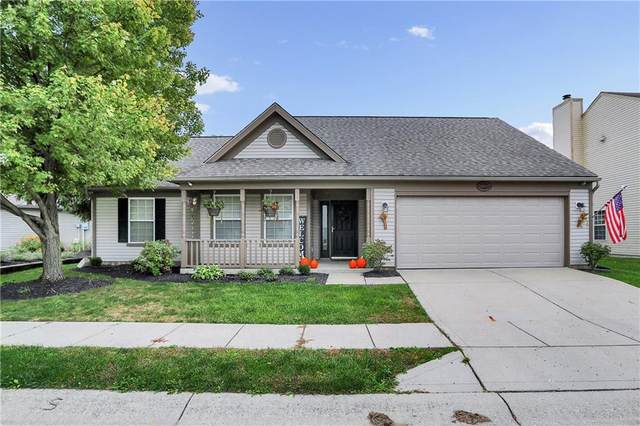 9899 Traditions Lane, Noblesville, IN 46060 (MLS #21820861) :: Mike Price Realty Team - RE/MAX Centerstone