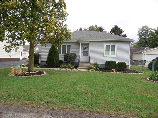 120 N Airport Road, Seymour, IN 47274 (MLS #21820878) :: Mike Price Realty Team - RE/MAX Centerstone