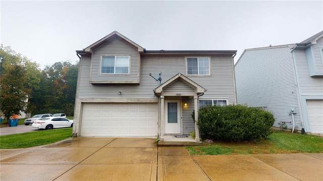 4683 Falcon Run Way, Indianapolis, IN 46254 (MLS #21820889) :: The Indy Property Source