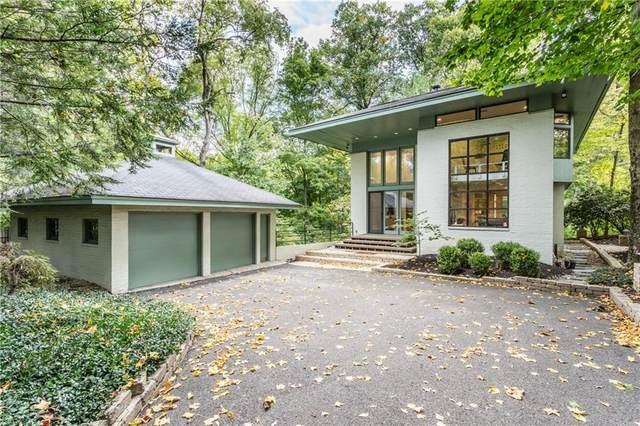 6715 N Meridian Street, Indianapolis, IN 46260 (MLS #21820891) :: The ORR Home Selling Team