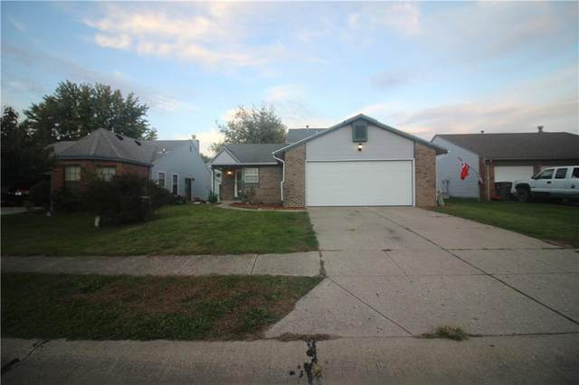 8865 Summer Walk Drive W, Indianapolis, IN 46227 (MLS #21820900) :: The Indy Property Source