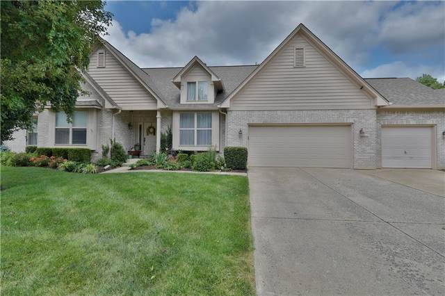 10436 E Hermosa Drive, Lawrence, IN 46236 (MLS #21820908) :: The Evelo Team