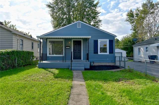 3735 Deloss Street, Indianapolis, IN 46201 (MLS #21820940) :: RE/MAX Legacy