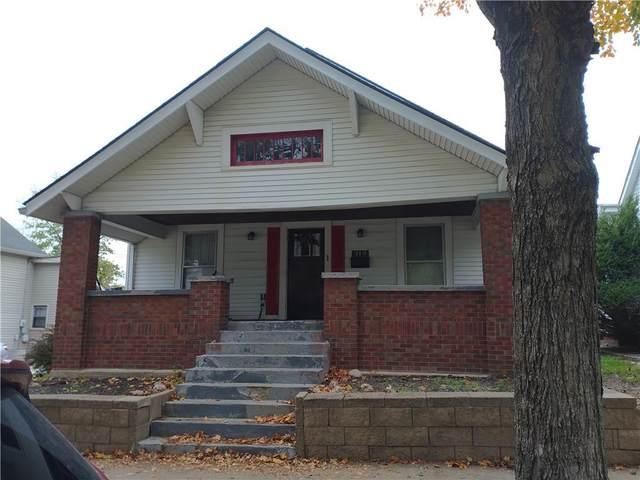 319 W Hendricks Street, Shelbyville, IN 46176 (MLS #21820968) :: Ferris Property Group
