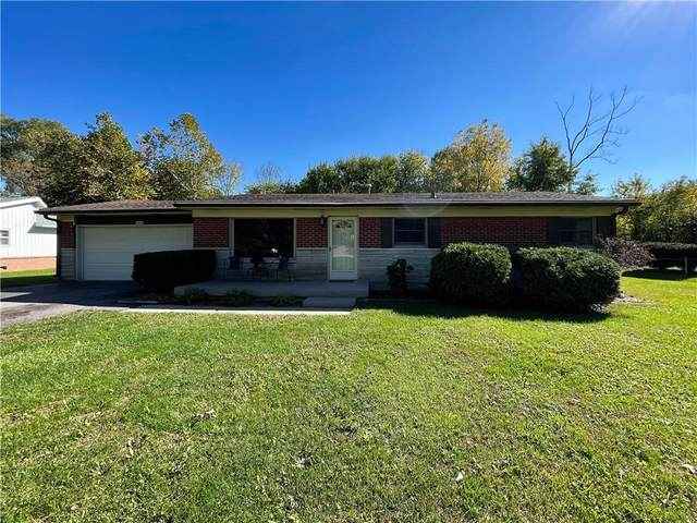 2003 Woodcrest Road, Indianapolis, IN 46227 (MLS #21820971) :: Pennington Realty Team