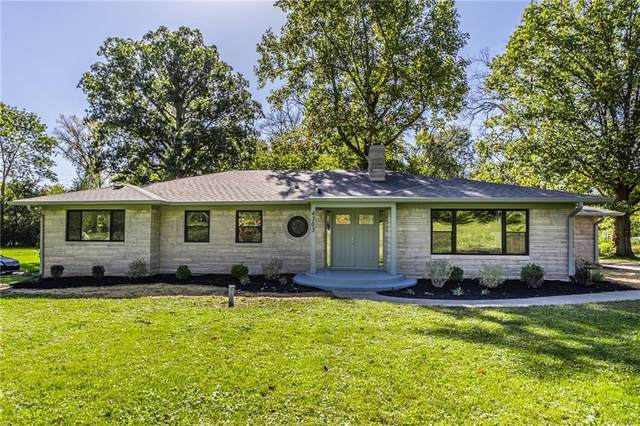 4303 E 65th Street, Indianapolis, IN 46220 (MLS #21820975) :: The ORR Home Selling Team