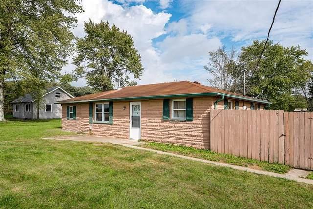 2500 N 175 E, North Vernon, IN 47265 (MLS #21820977) :: JM Realty Associates, Inc.