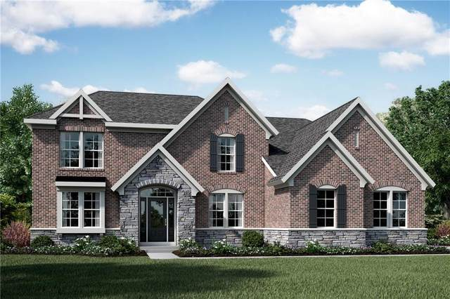 12060 Chapelwood Drive, Fishers, IN 46037 (MLS #21820982) :: Quorum Realty Group
