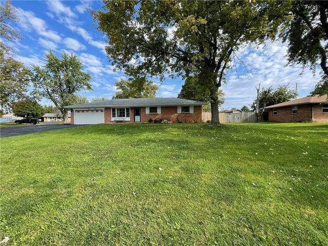 134 Hargeo Drive, Indianapolis, IN 46217 (MLS #21820993) :: RE/MAX Legacy