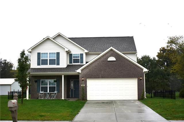70 Blue Lace Drive, Whiteland, IN 46184 (MLS #21821002) :: Heard Real Estate Team | eXp Realty, LLC