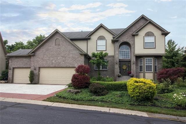 11391 Bayhill Way, Indianapolis, IN 46236 (MLS #21821033) :: The ORR Home Selling Team