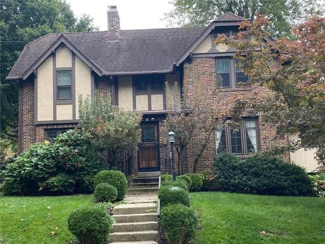 5124 N Capitol Avenue, Indianapolis, IN 46208 (MLS #21821036) :: Heard Real Estate Team   eXp Realty, LLC