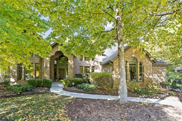 4646 Hickory Court, Zionsville, IN 46077 (MLS #21821057) :: Heard Real Estate Team | eXp Realty, LLC