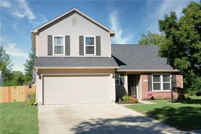 1140 Hopkins Road, Indianapolis, IN 46229 (MLS #21821062) :: RE/MAX Legacy