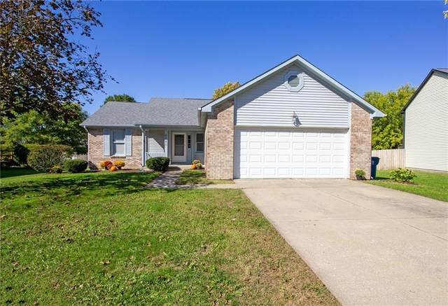 6040 Buell Lane, Indianapolis, IN 46254 (MLS #21821078) :: Pennington Realty Team