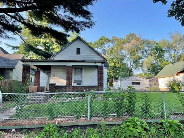 1539 Plum Street, Terre Haute, IN 47804 (MLS #21821080) :: Dean Wagner Realtors