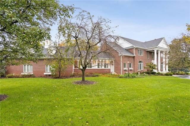 6450 Mayfield Lane, Zionsville, IN 46077 (MLS #21821101) :: Heard Real Estate Team | eXp Realty, LLC