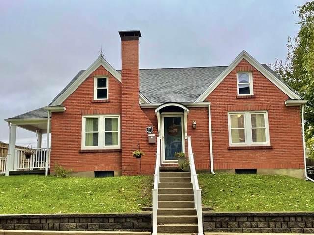 1444 Walnut Street, New Castle, IN 47362 (MLS #21821205) :: JM Realty Associates, Inc.