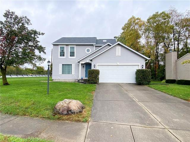 12626 Spurrington Way, Indianapolis, IN 46236 (MLS #21821252) :: The ORR Home Selling Team