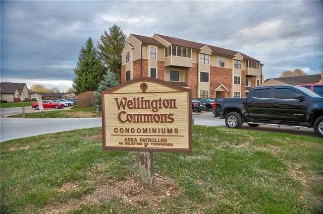 1763 Wellesley Lane 3G, Indianapolis, IN 46219 (MLS #21821259) :: JM Realty Associates, Inc.