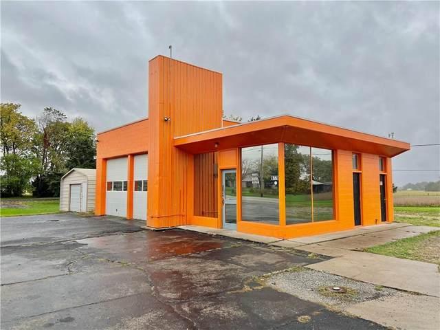 9776 N State Road 9, Hope, IN 47246 (MLS #21821264) :: JM Realty Associates, Inc.