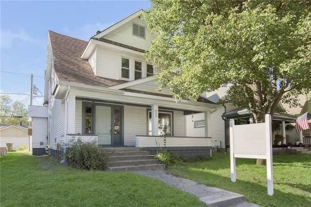 824 Eastern Avenue, Indianapolis, IN 46201 (MLS #21821332) :: Heard Real Estate Team   eXp Realty, LLC