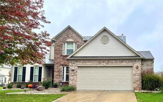 11070 Drake Drive, Fishers, IN 46038 (MLS #21821399) :: Quorum Realty Group