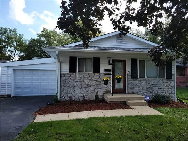 3615 N Emerson Avenue, Indianapolis, IN 46218 (MLS #21821427) :: JM Realty Associates, Inc.