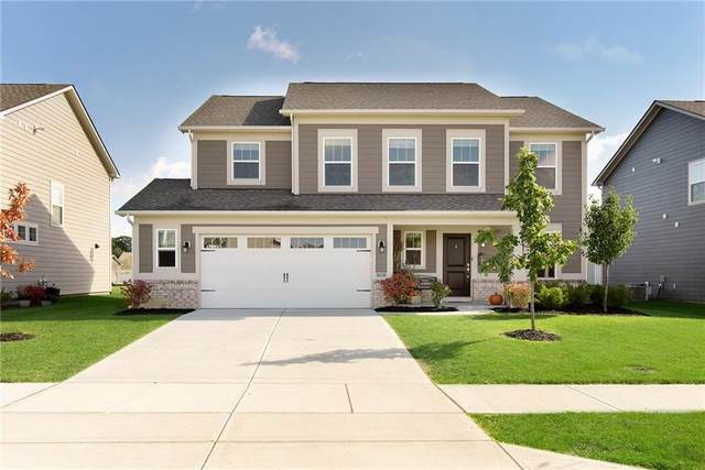 18808 Mcfall Drive, Westfield, IN 46062 (MLS #21821484) :: Quorum Realty Group