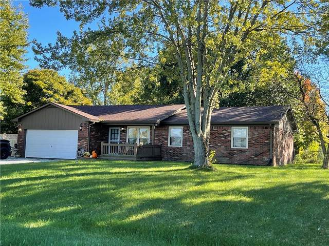 4881 W 1110 N, New Palestine, IN 46163 (MLS #21821497) :: The ORR Home Selling Team
