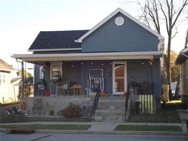 419 Colescott Street, Shelbyville, IN 46176 (MLS #21821513) :: The ORR Home Selling Team