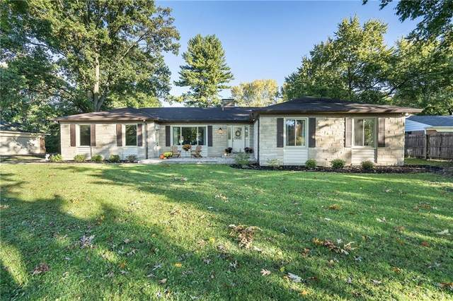 918 W 73rd Street, Indianapolis, IN 46260 (MLS #21821560) :: Heard Real Estate Team   eXp Realty, LLC