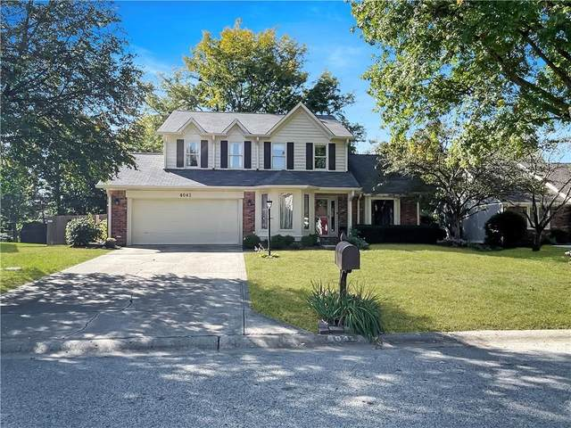8042 Springwater Drive, Indianapolis, IN 46256 (MLS #21821595) :: Quorum Realty Group