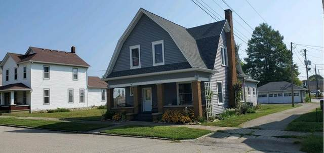 320 N Jackson Street, Greensburg, IN 47240 (MLS #21821642) :: Heard Real Estate Team   eXp Realty, LLC