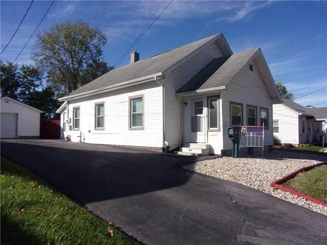 406 N College Avenue, Greencastle, IN 46135 (MLS #21821661) :: Heard Real Estate Team   eXp Realty, LLC