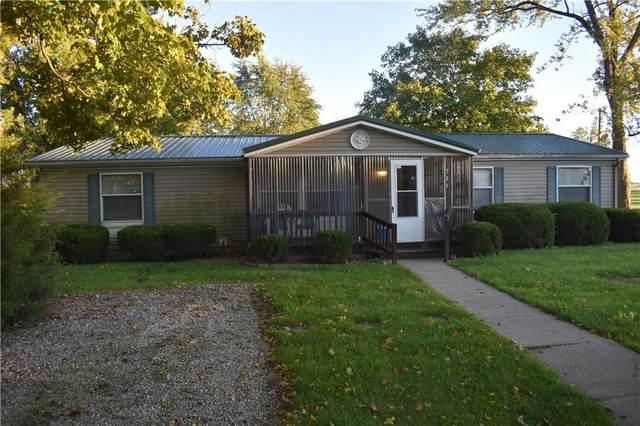 705 W Franklin Street, Colfax, IN 46035 (MLS #21821694) :: Heard Real Estate Team   eXp Realty, LLC