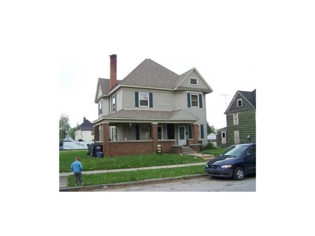 1702 S E Street, Elwood, IN 46036 (MLS #21022980) :: RE/MAX Ability Plus