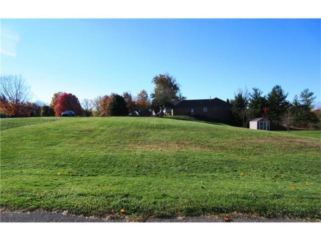 0 E Hill Drive, Greenfield, IN 46140 (MLS #21385174) :: The ORR Home Selling Team