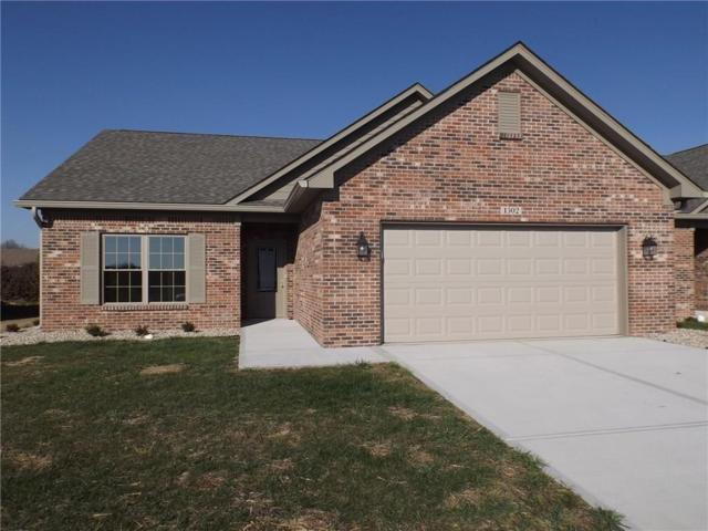 1306 Country Creek Circle, Shelbyville, IN 46176 (MLS #21425795) :: The ORR Home Selling Team