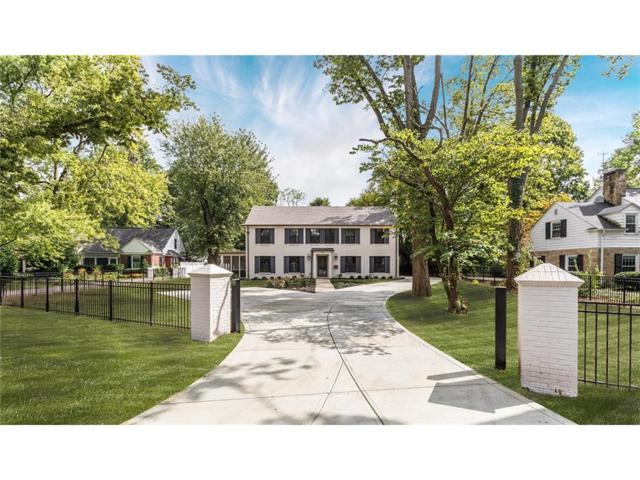 323 Westfield Boulevard, Indianapolis, IN 46220 (MLS #21432882) :: Indy Scene Real Estate Team