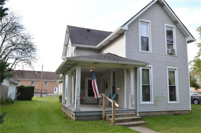 677 W Seventh Street, Greenfield, IN 46140 (MLS #21443518) :: Mike Price Realty Team - RE/MAX Centerstone