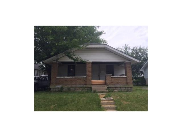 907 N Gladstone Avenue, Indianapolis, IN 46201 (MLS #21459835) :: Indy Scene Real Estate Team
