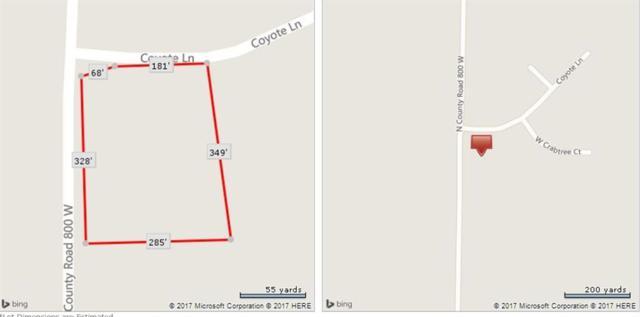 Lot 21 Coyote Lane, Fairland, IN 46126 (MLS #21465034) :: Heard Real Estate Team
