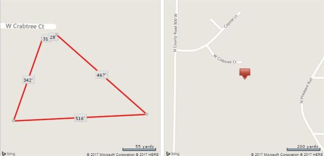Lot 25 Crabtree Court, Fairland, IN 46126 (MLS #21465040) :: Heard Real Estate Team