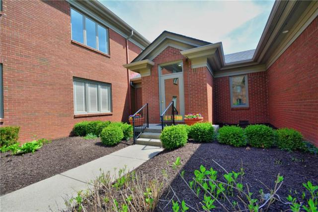 6550 Meridian Parkway 6-A, Indianapolis, IN 46260 (MLS #21478740) :: Indy Scene Real Estate Team