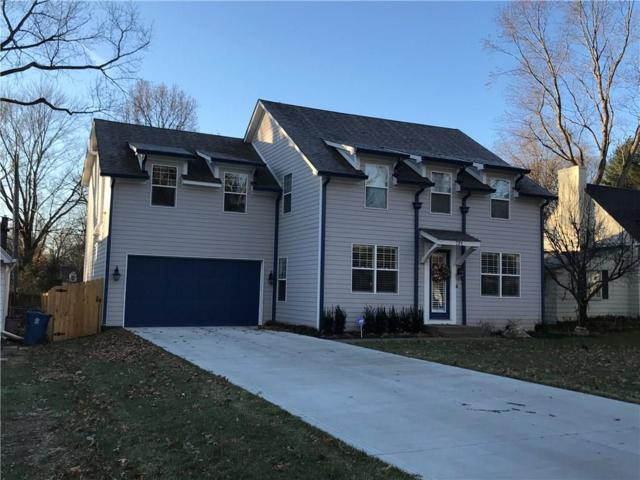 721 Nottingham Court, Indianapolis, IN 46240 (MLS #21488181) :: Mike Price Realty Team - RE/MAX Centerstone