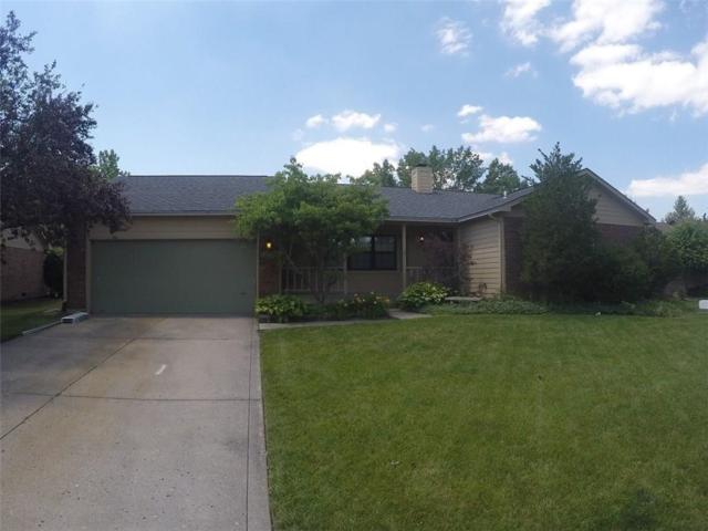 11531 Old Oaklandon Bl N Drive, Indianapolis, IN 46236 (MLS #21490557) :: Corbett & Company